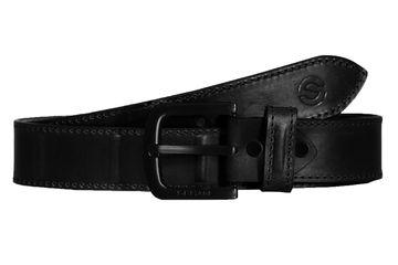 SCHARF | SCHARF Casual Leather Men's Belt MBMC20-Tan