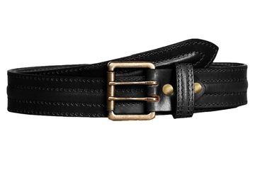 SCHARF | SCHARF Casual Leather Men's Belt MBMC21-Tan