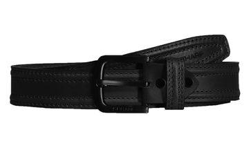 SCHARF | SCHARF Casual Leather Men's Belt MBMC23-Tan