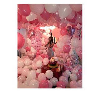 Blooms Mall | Blooms Mall 102 pcs Balloon combo