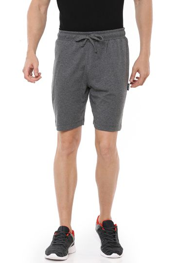 Braveo | Braveo Men knitted shorts in french terry fabric