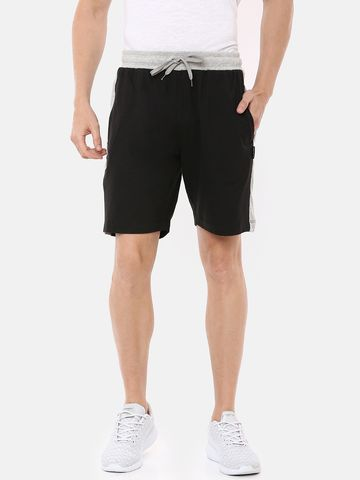 Braveo | Braveo Men knitted colorblock shorts