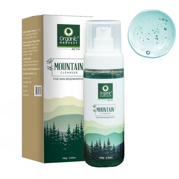 Organic Harvest | Organic Harvest Mountain Range Cleanser, 100gm