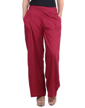 Pinkblock.in | Stylish Womens Cotton Plazzo