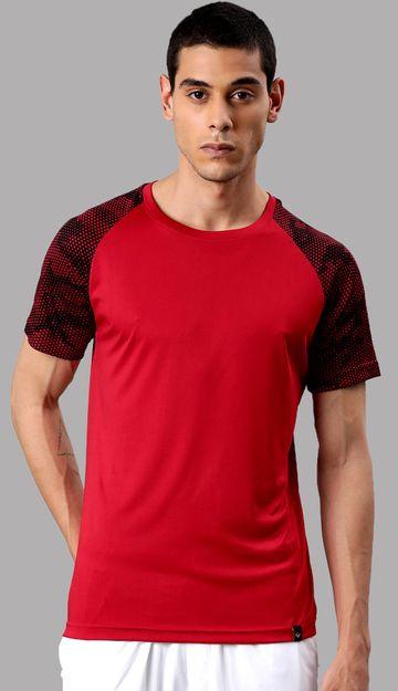VEIRDO | Veirdo Solid  T-shirt For Men