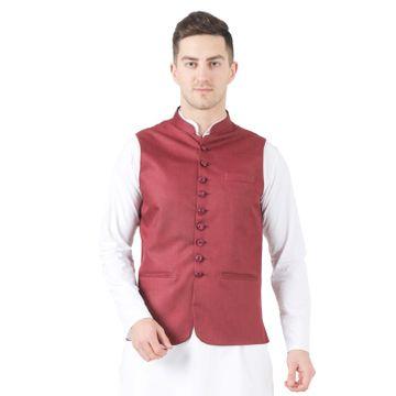 TAHVO | Tahvo 9 Button Nehru Jacket