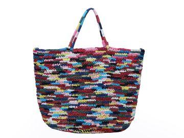 DIWAAH | Diwaah Multi Color Casual Tote Bag