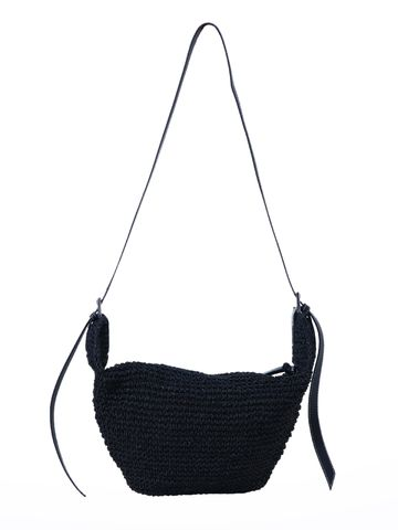 DIWAAH | Diwaah Black Color Casual Shoulder Bag