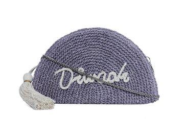 DIWAAH | Diwaah Purple Color Casual Sling Bag