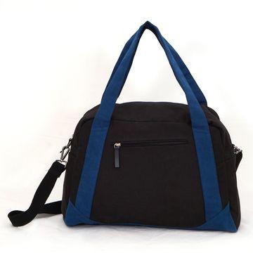 DIWAAH | Diwaah Black Color Casual Duffel Bag