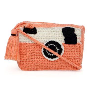 DIWAAH | Diwaah Pink Color Casual Sling Bag
