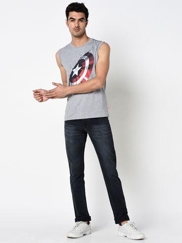 OCTAVE | MEN'S CHARCOAL Jeans