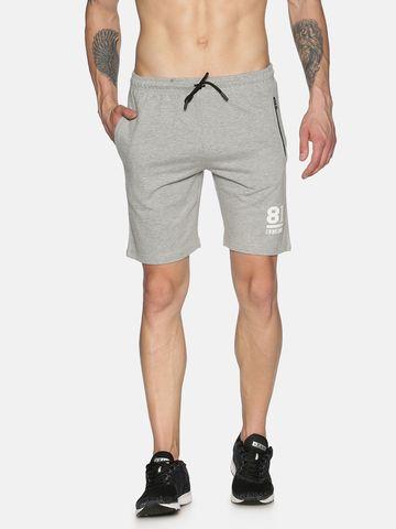 Chennis | Chennis Mens Slim Fit GREY Shorts