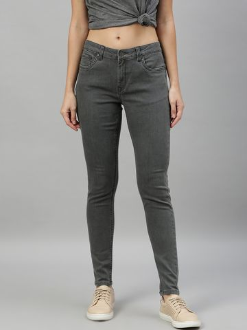 Enviously Young | Enviously Young Mid Rise Grey Jeans