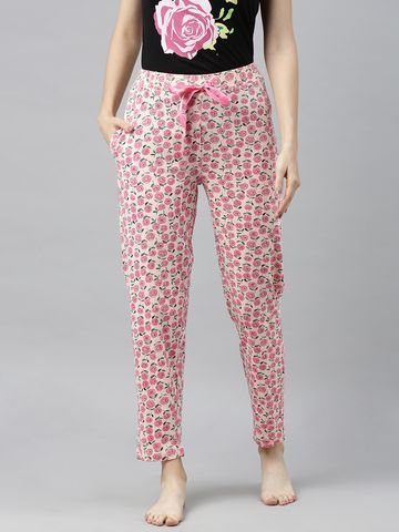 Enviously Young | Enviously Young Light Pink Printed Pyjama