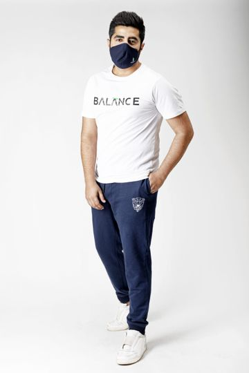 Bottle&Co | Balance White Tee