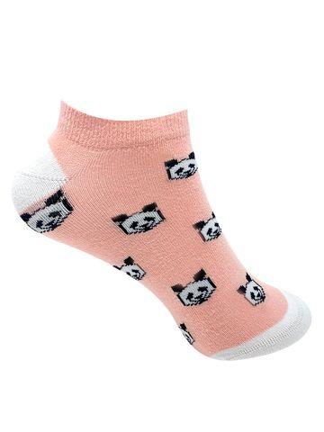 Mint & Oak | Mint & Oak Pandastic Pink Socks for Women