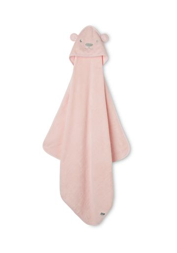 Mothercare | Mothercare Bear Luxury Cuddle N Dry Baby Towels Pink