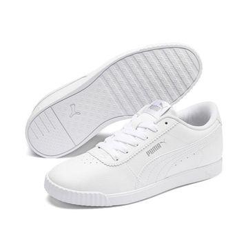 Puma | Puma Carina Slim Sl Puma White-Puma White Lifestyle Shoe