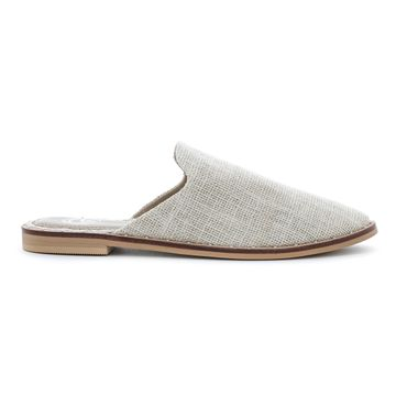 Trends & Trades | Women Silver Flats