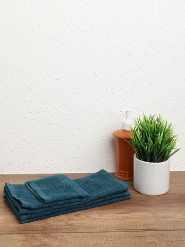 OCTAVE | Hand Towel TEAL