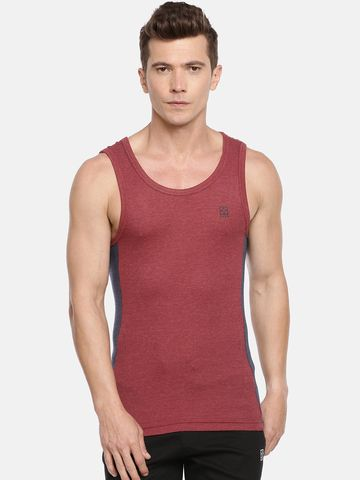 Faso | Faso Men's Organic Cotton Vests