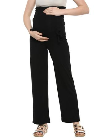 Mothercare | Momsoon women maternity  yoga pants- Black