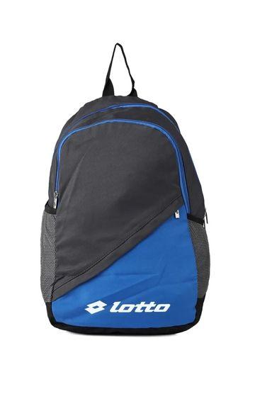 Lotto | Lotto Unisex Back Pack Cross Dk Mel. Grey Laptop Bag