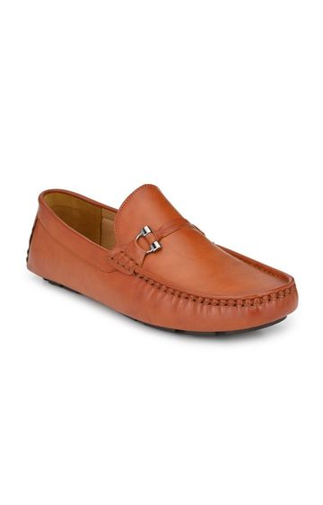 Guava | Guava Driving Loafers - Tan