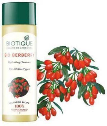 Biotique Advanced Ayurveda | BIOTIQUE Bio Berberry Hydrating Face Cleanser (120ml)