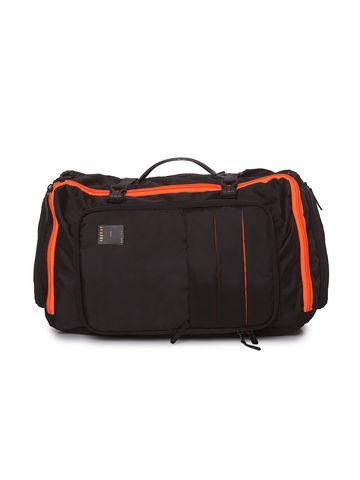 spykar | Spykar Black Traveler Multipurpose Backpack