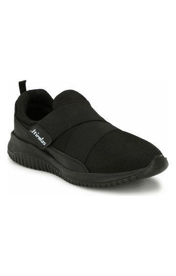 Hirolas | Hirolas Athleisure Sports Walking Shoes - Black