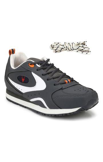 Hirolas | Hirolas Multi Sport Shock Absorbing Walking  Running Fitness Athletic Training Gym Sneaker Shoes - Grey