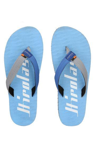 Hirolas | Hirolas Fabrication Flip-Flops - Sky Blue