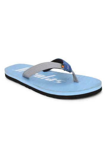 Hirolas   Hirolas Fabrication Flip-Flops - Sky Blue