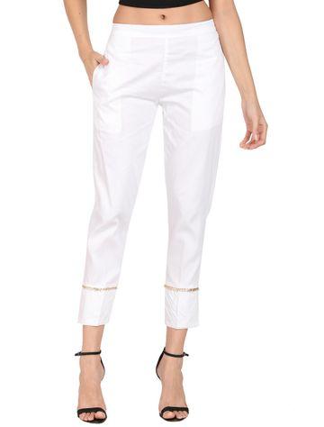 DEVS AND DIVAS | DEVS AND DIVAS White Ethnic Pant Trouser For Women