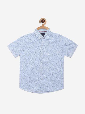 OCTAVE | Boys SKY Casual Shirts
