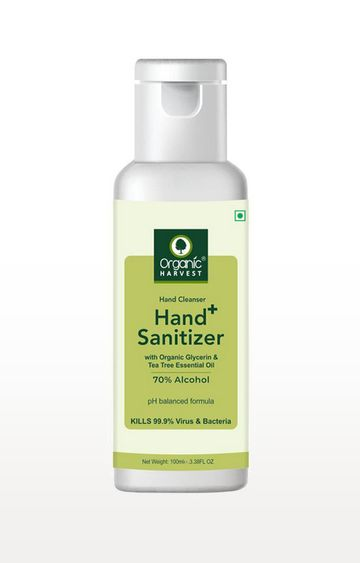 Organic Harvest | Hand Sanitizer(100ml) - Pack of 5