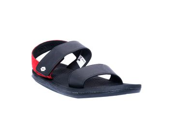 Lotto | Lotto Men's Peach_ Black Fulvio Sandals