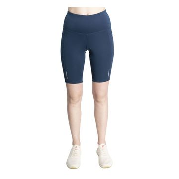 SilverTraq | Women's Biker Shorts Navy