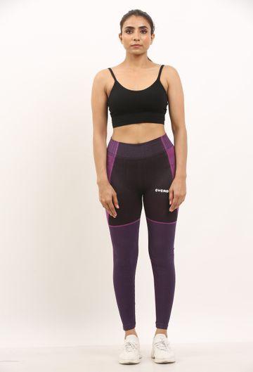 EVERDION | Purple Pink Yoga Set