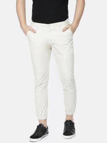 Mucho Solo | MuchoSolo Men Casual Cotton Solid Joggers