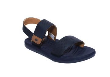 Lotto | Lotto Men's Navy Sollievo Sandals