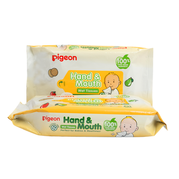 Mothercare | Pigeon Hand & Mouth Wipes
