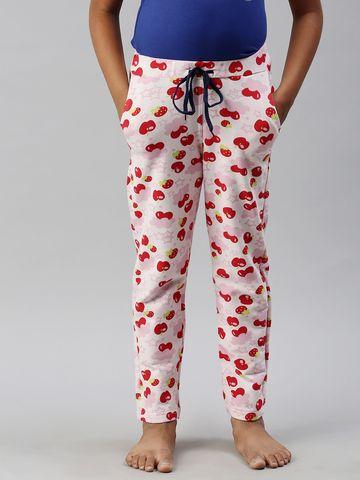 Kryptic | Kryptic Girls 100% Cotton printed pyjama