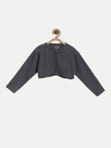 Kryptic | Kryptic girls 100% Cotton Shrug