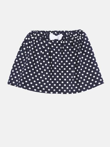 Kryptic   Kryptic girls 100% Cotton printed skirt with shorts