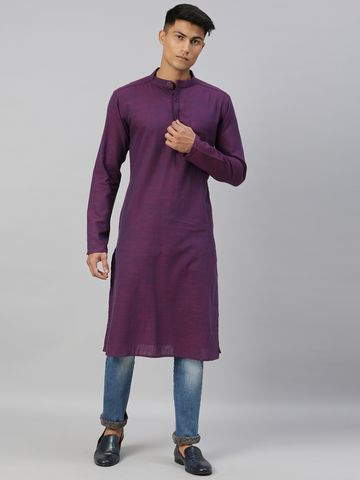 Kryptic | Kryptic Mens 100% Cotton long kurta
