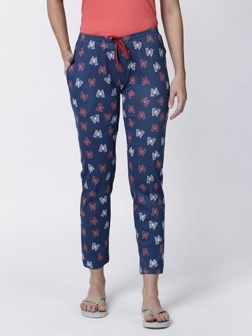 Kryptic | Kryptic Butterfly printed pyjama