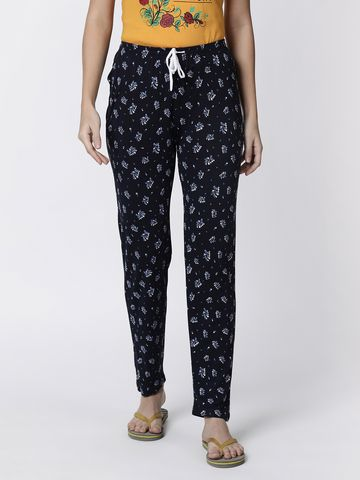 Kryptic | Kryptic floral printed pyjama